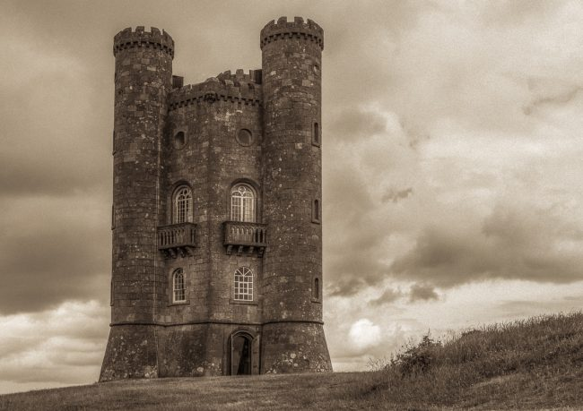 1st Place Landscape Category - Broadway Tower by Derek Robbins