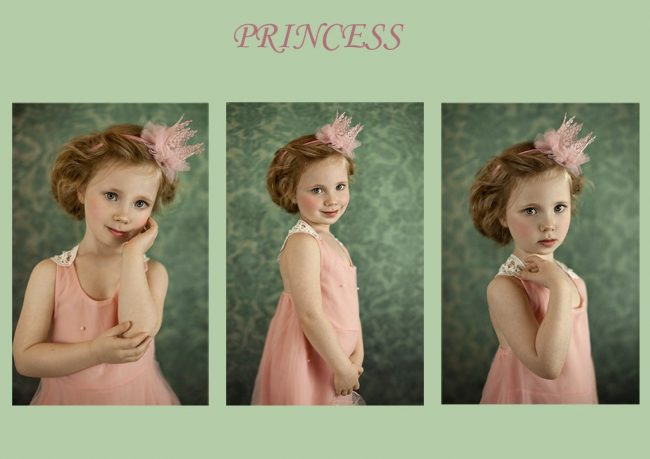 3rd Place Princess by Inessa