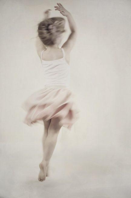 1st digital Ballerina by Inessa Gulik
