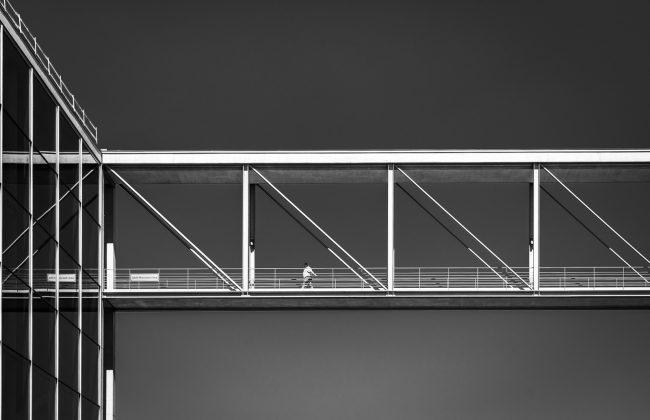 Man on Bridge by Derek Robbins-3